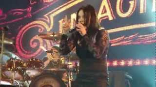 Nightwish - Over The Hills And Far Away (live with Anette 2012!)