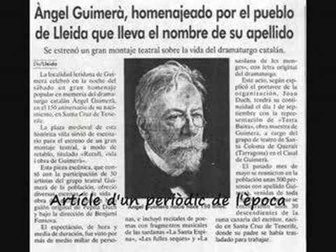 ANGEL GUIMERA - TREBALL DE VALENCIÀ