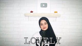 Lovely - Billie Eilish & Khalid Cover By Eltasya Natasha lyrics