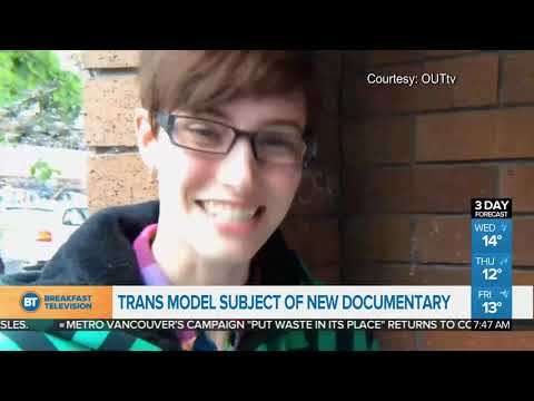 Trans Model subject of new documentary