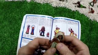 Солдатики игрушки играть с детьми игра как мультики лего роботы война про солдатиков Форт Техас 139