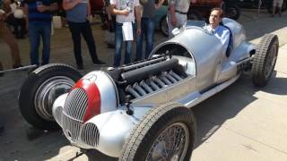 1937 Mercedes W125