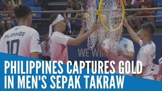 Sea Games 2019: Philippines captures gold in men's sepak takraw