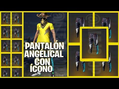 Archivo Mas Instalacion De Pantalon Angelical Gratis Grimel Ff Free Fire Imagem