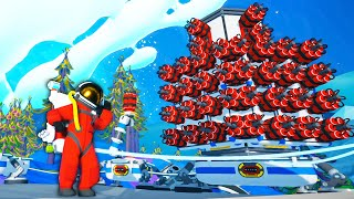 I Built An Automated EXPLOSIVES FACTORY in Astroneer