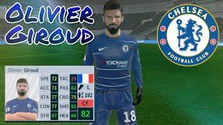 Olivier Giroud ● Best Skills & Goals - Chelsea ● Dream League Soccer 2018