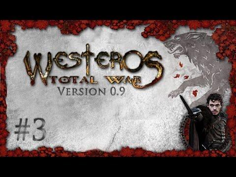 Westeros: Total War 1.0 BETA - House Stark #3 - Siege of King's Landing