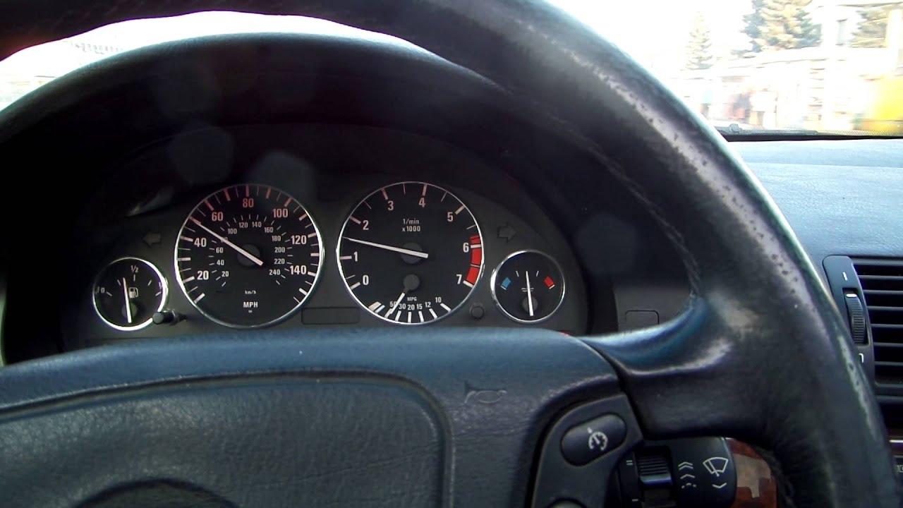 Реальный расход BMW 540, езда на ГАЗу, плохие дороги, экономия на комфорте