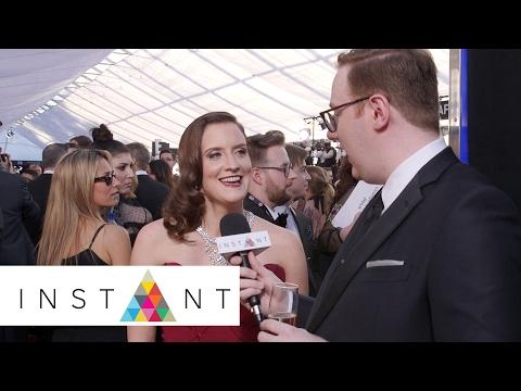 Orange Is The New Black: Julie Lake Teases Season 5 With Matt Bellassai | SAG | INSTANT