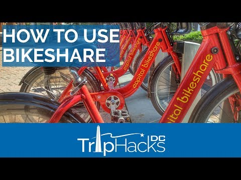 How to Use Capital Bikeshare in Washington DC