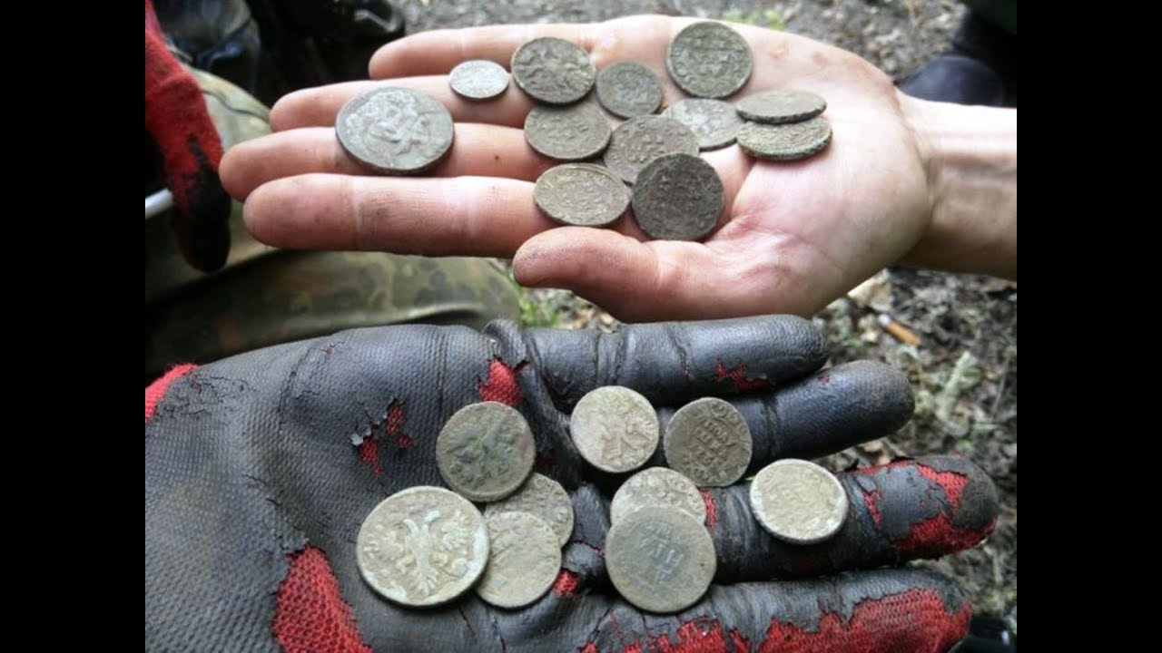 Найденные клады, с 5 по 11 июня, 2017, found treasures, from.
