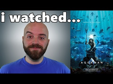 Aquaman The Best Dceu Movie Aquaman Movie Review By Men Vs
