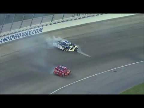 Worst NASCAR Crashes At Chicagoland