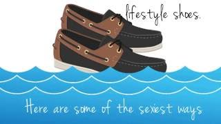 Boat Shoes 3 Sexiest Ways to wear them
