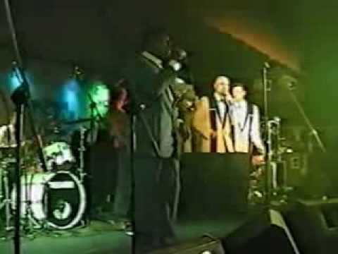 John Lewis, Rimshots, Joe Clay, Metrotones. Otis Williams at Hemsby 21