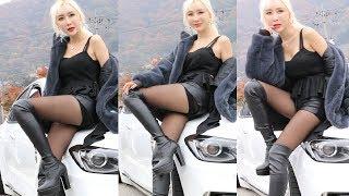 2019 문경새재 VIP코리아매거진모터쇼 레이싱모델 신…