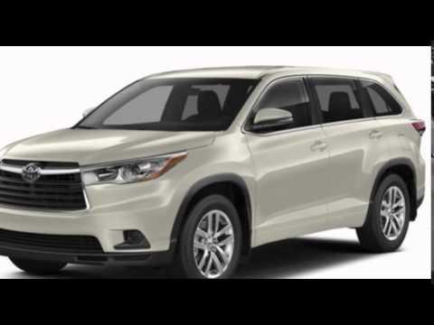 Toyota Highlander Xle >> 2016 Toyota Highlander Limited Creme Brulee Mica - YouTube