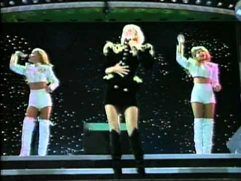 Festival De Viña 1990 Xuxa Todo El Mundo Esta Feliz