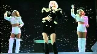 Festival De Viña 1990, Xuxa, Todo El Mundo Esta Feliz