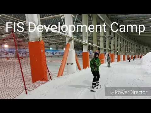 FIS Development Programme Park & Pipe Training Camp in Landgraaf