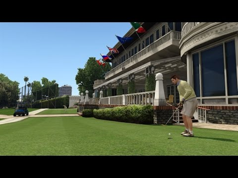 gta acheter le club de golf youtube. Black Bedroom Furniture Sets. Home Design Ideas