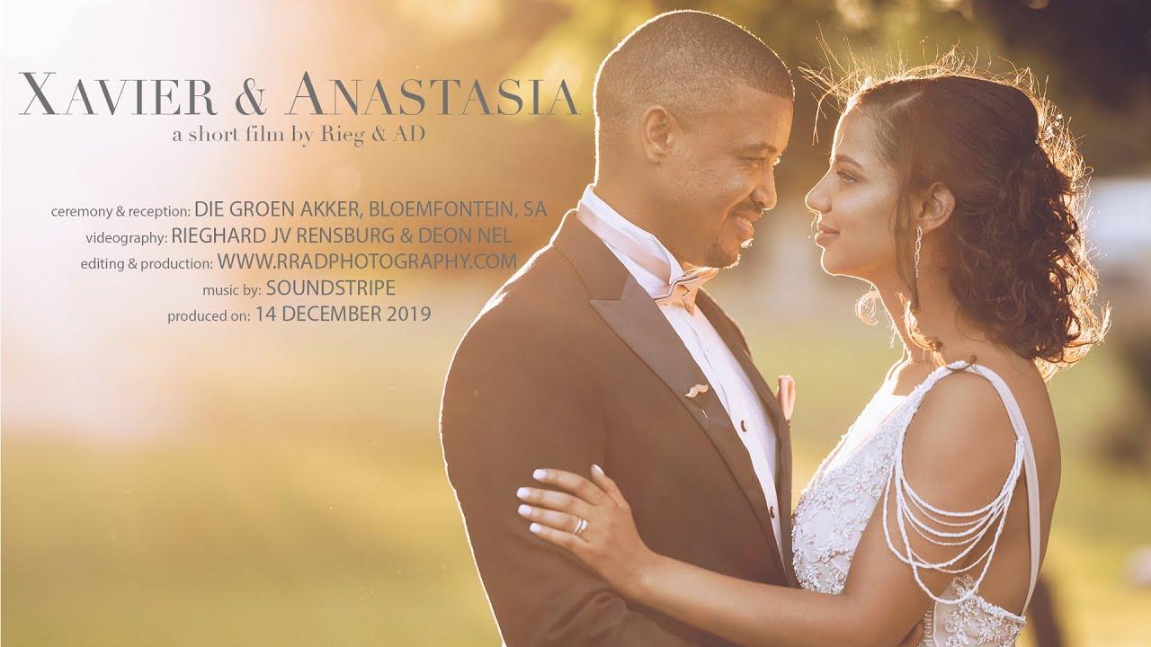Xavier & Anastasia