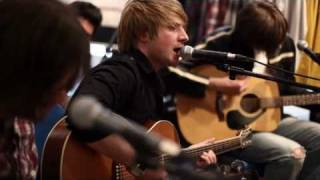 Tin Soldiers Live acoustic @ Vans Store - Five By Five