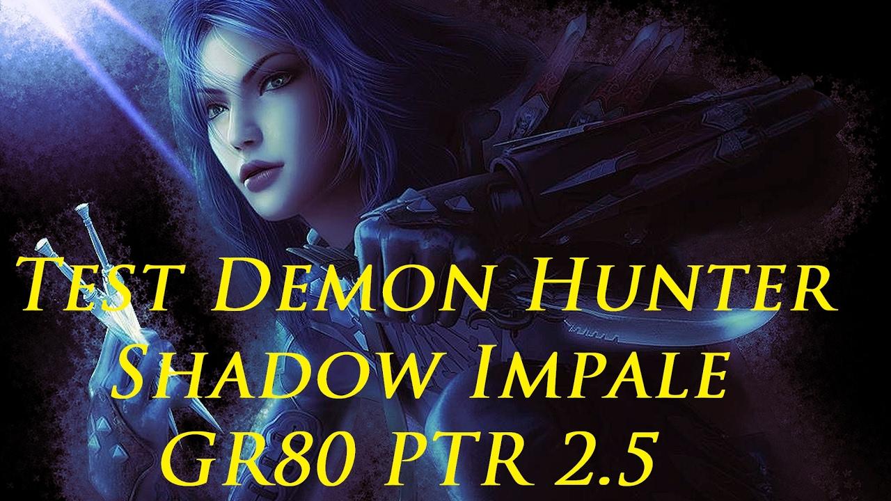Demon Hunter Diablo  Shadow Build