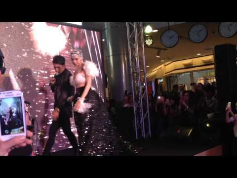 20140923 Cris Horwang Sabina Cris's collection 4 The world Turn around Me Dance cut