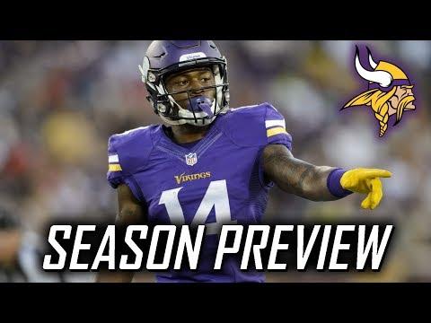 Minnesota Vikings 2017 NFL Season Preview - Win-Loss Predictions and More!