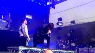 asking alexandria i won t give in live 09 06 2015 hannover rawk attack