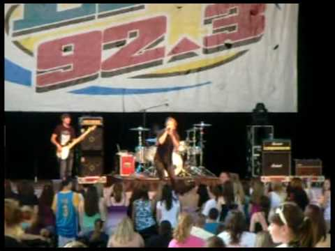 WFLY 92.3 Summer Jam - Thriving Ivory