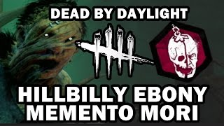 Hillbilly Ebony Momento Mori | ALL SURVIVORS DEAD IN 4 MINUTES | DEAD BY DAYLIGHT | SlippyDude