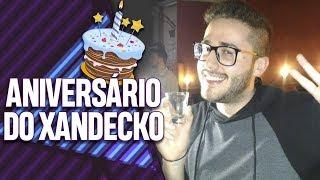ANIVERSÁRIO DO ALEXANDRE! EP. 042