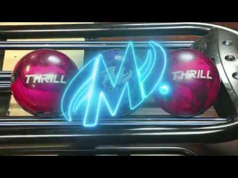 Motiv Thrill Wine//Magenta Pearl