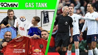 Man United 1-1 Liverpool  Var Andamp Referee Martin Atkinson To Blame For Liverpool Drawing To Man Utd