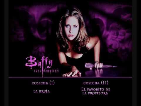 Buffy Cazavampiros Temporada 1 CD 1 Menú