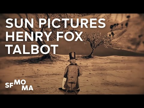 Sun Pictures: Henry Fox Talbot and the First Photographs | Pioneers of Photography