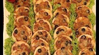 بيتزا البطاطس منال العالم
