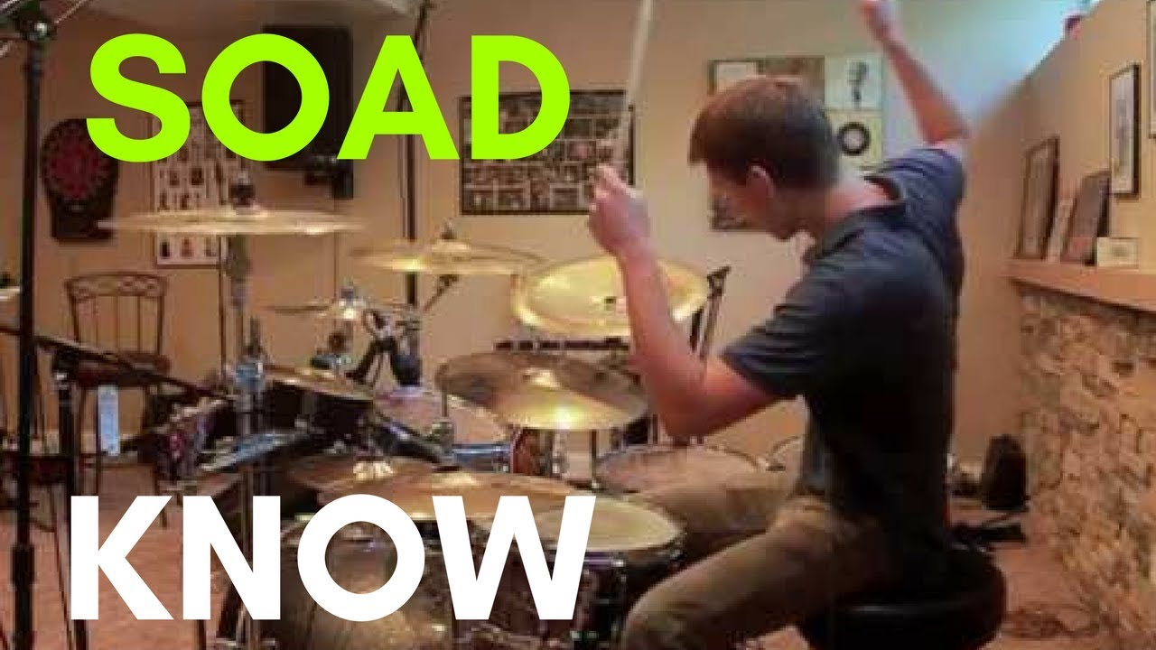 System of a Down - Know drum cover