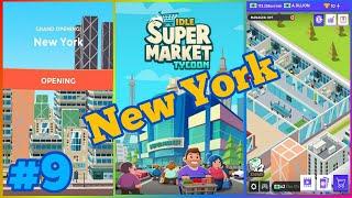 New York & Gayrimenkul AG AÇILIŞ boşta Süpermarket Tycoon - Küçük Dükkanı Oyunu (). İzlenecek yol Bölüm 9