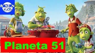 Planeta 51 (celý film)