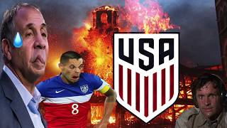 WHAT THE HELL HAPPENED TO THE USMNT?! -- USA vs Costa Rica Discussion