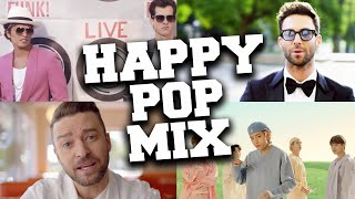 Happy Pop Songs That Make You Smile 😊 Best Happy Pop Music Mix