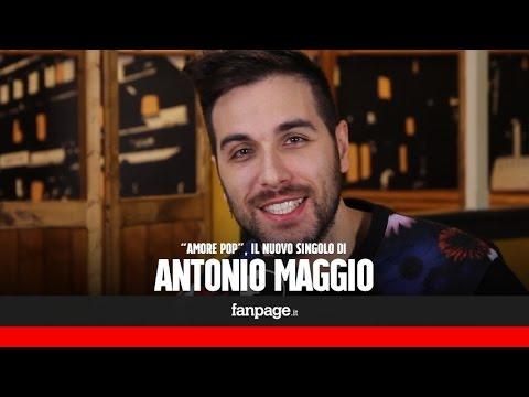 Antonio Maggio racconta l'
