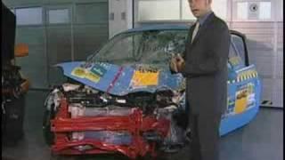 Audi Q7 vs Fiat 500 ADAC crash test.avi