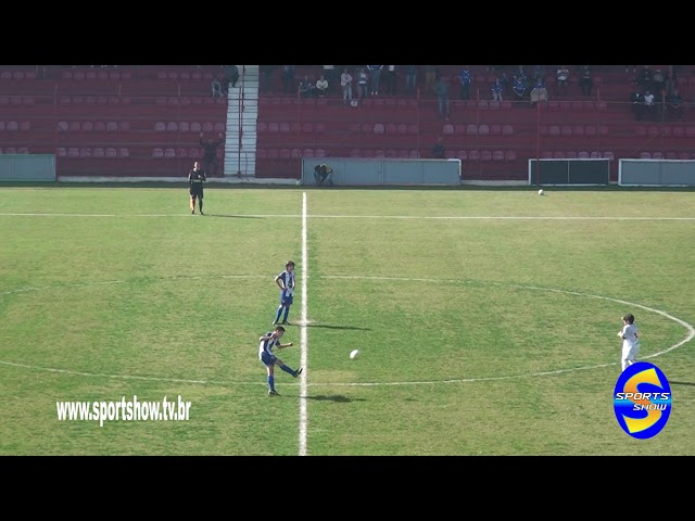 Gols de Audax 1 X 1 Nacional cat  sub 11 campeonato paulista de futebol 2019