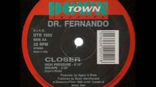 Download Dr. Fernando - High Pressure MP3 song and Music Video