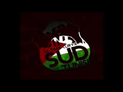 Nouvelle chanson Curva Sud Tunis : يا فلسطين  🇧🇪 ✌👊💪 🇵🇸