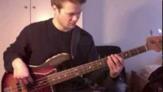 Alive -  Hillsong young and free Bass Cover